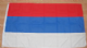 Serbia National Large Country Flag - 5' x 3'.